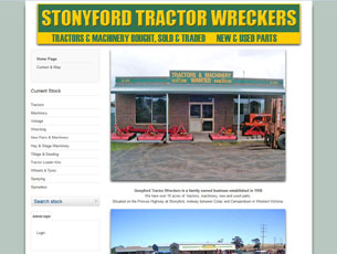 Stonyford Tractor Wreckers