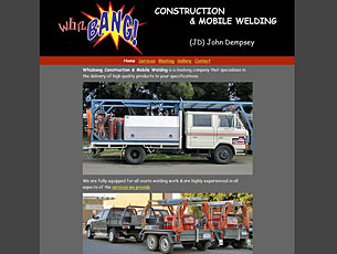 Whizbang Welding